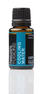 COOLING WATER - ANTI-INFLAMMATORY BLEND (15 ML )