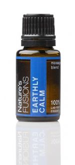 EARTHLY CALM - MASSAGE BLEND ( 15 ML )