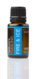 FIRE & ICE - MUSCLE BLEND (15 ML )